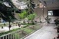 Chittagong University Library garden (09).jpg