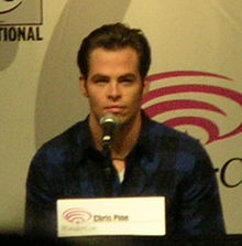 Chris Pine al WonderCon (2009)