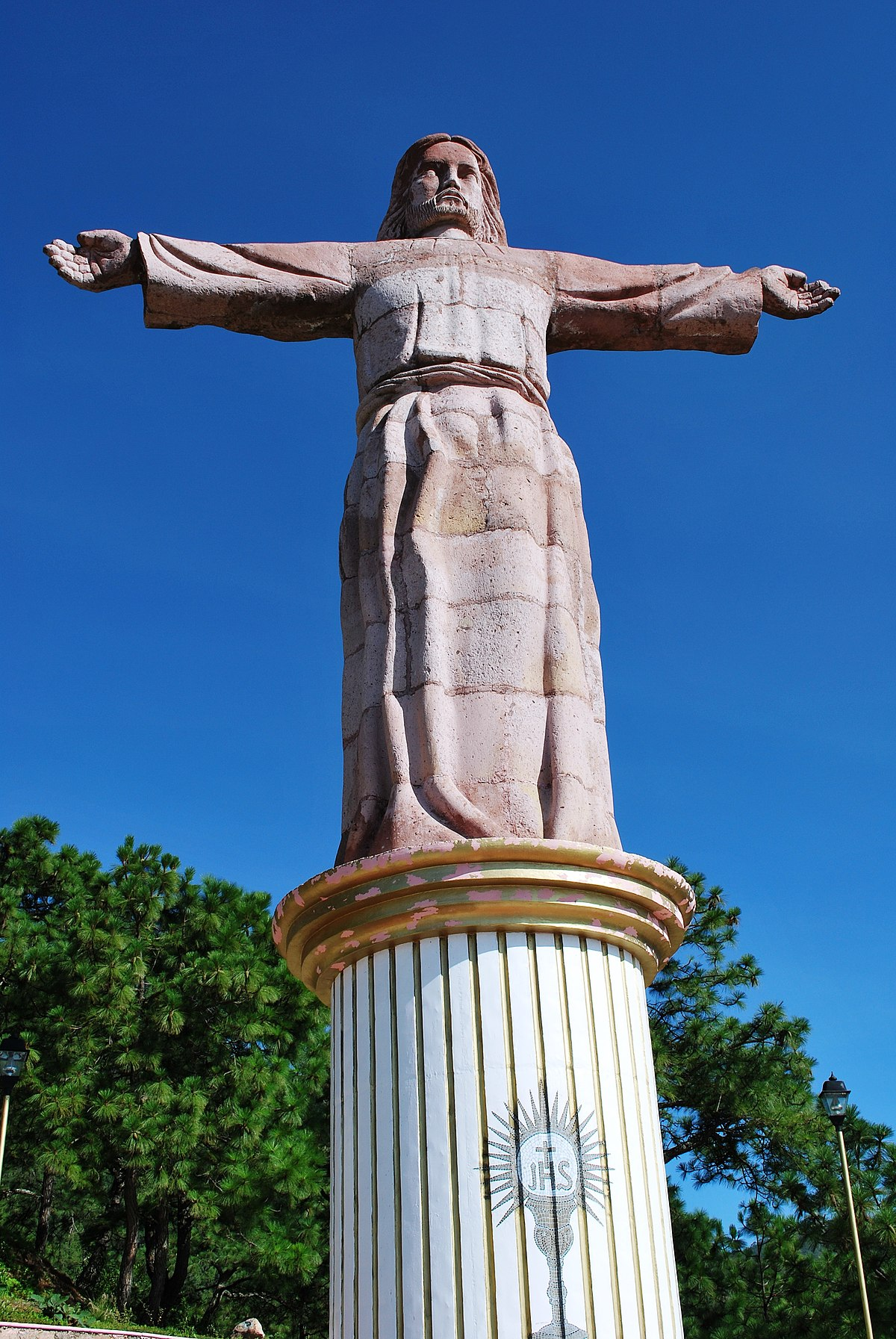 Cristo de Taxco - Wikipedia, la enciclopedia libre