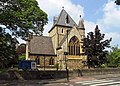 Christ Church, Copse Hill, West Wimbledon, London SW20 - geograph.org.uk - 811661.jpg