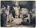 Christ Preaching (La Petite Tombe) (34035527790).jpg
