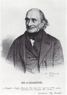 Christian August Brandis German historian