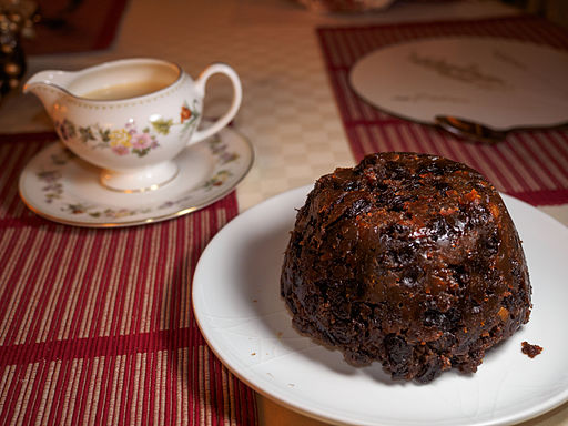 Christmas pudding (11927643275)