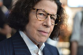 Fran Lebowitz American author and public speaker