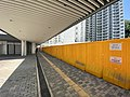Chun Yeung Estate Quarantine Centre Barrier 202010.jpg