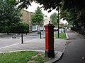 Church Lane and Church End, E17 - geograph.org.uk - 889394.jpg