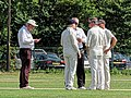 Church Times Cricket Cup final 2019, Diocese of London v Dioceses of Carlisle, Blackburn and Durham 10.jpg