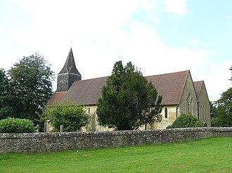 Abinger - St James's Church, Abinger Common
