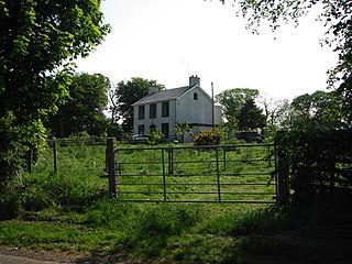 Moss-side, County Antrim village in the United Kingdom