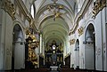 Church of St.Peter and St.Paul (Benedictine Monastery), interior, 37 Benedyktyńska street, Tyniec, Krakow, Poland.jpg