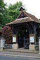 Church of St Andrew's, Boreham, Essex - lychgate 01.jpg