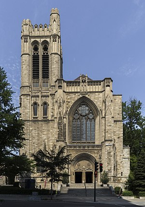 Church of St. Andrew and St. Paul - Image: Church of St Andrew and St Paul, Montreal 2