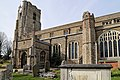 Church of St Mary Hatfield Broad Oak Essex England - from southeast.jpg