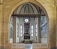 Church of the Eremitani (Padua) - Interior - cappella Ovetari.jpg