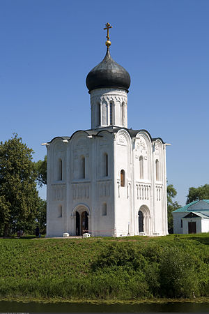 Church of the Protection of the Theotokos on the Nerl 11.jpg