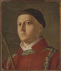 Head of Saint Stephen