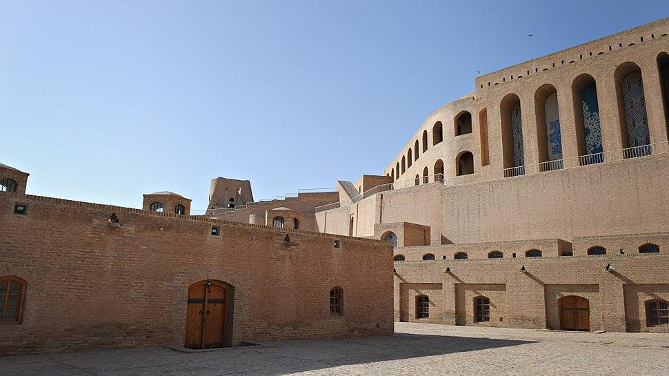 Citadel in Herat in 2011-cropped