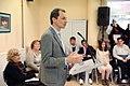 Ciudad Lineal rinde homenaje a su vecino más internacional, el astronauta Pedro Duque 07.jpg