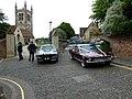 Classic cars in Upper Church Lane - geograph.org.uk - 1991960.jpg