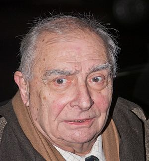 Claude Chabrol - Chabrol at the 2009 Berlin Film Festival.
