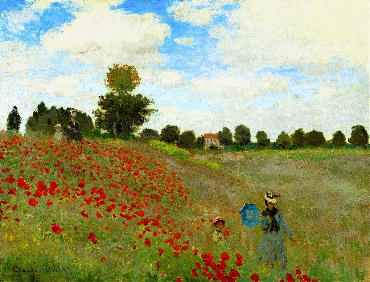 Claude Monet - Poppy Field - adjusted.jpg