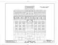 Cleveland Arcade, 401 Euclid Avenue, Cleveland, Cuyahoga County, OH HABS OHIO,18-CLEV,6- (sheet 12 of 22).png
