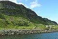 Cliffs, East coast of Eigg - geograph.org.uk - 1466068.jpg