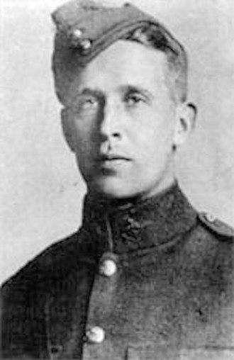 Clive Wilson Warman - Clive Wilson Warman, 1918
