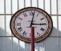 Clock, Platforms 1 - 6, Lime Street station.jpg