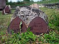 Cmentarz parafialny-kwatera wojenna żołnierzy I Wojny Światowej 9.jpg