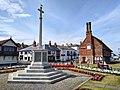 Cmglee Aldeburgh War Memorial and Moot Hall.jpg