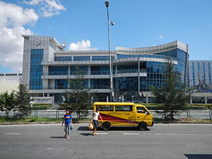 Macapagal Boulevard - Department of Foreign Affairs–Office of Consular Affairs Building