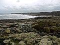 Coastal scenery south of Salterfen Rocks - geograph.org.uk - 1530686.jpg