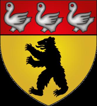 Leudelange - Image: Coat of arms leudelange luxbrg