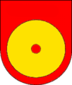 Coat of arms of Žarnovica.png