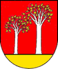 Coat of arms of Bukovce.png