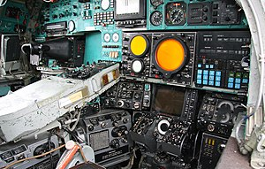 Cockpit of Tupolev Tu-22M3 (7).jpg