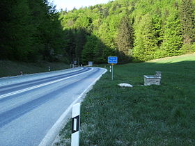 Image illustrative de l'article Col de Pierre Pertuis