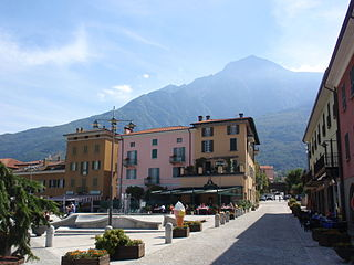 Colico Comune in Lombardy, Italy