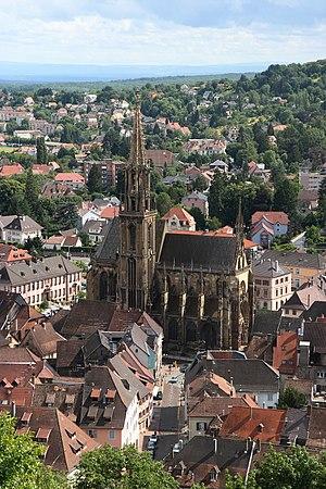 Thann, Haut-Rhin