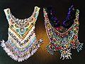 Colliers plastrons réalisés par Gwendoline Finaz de Villaine (costumes des Folies Bergère).jpg
