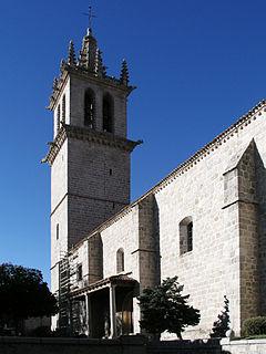 Basilica of la Asunción de Nuestra Señora (Colmenar Viejo) cultural property in Colmenar Viejo, Spain