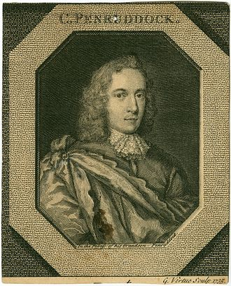 John Penruddock - Colonel John Penruddock