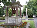Colonial Memorials, Victoria Park - Portsmouth - geograph.org.uk - 896538.jpg