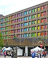 Coloured windows in Barnsley (7591877122).jpg