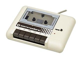 Commodore 64 peripherals - Commodore Datasette 1530