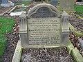 Commonwealth War Grave in Jarrow Cemetery (WW1-46) - geograph.org.uk - 1604260.jpg