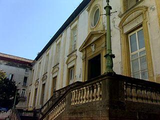 Ospedale degli Incurabili, Naples church