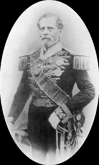 Manuel Marques de Sousa, Count of Porto Alegre - The Count of Porto Alegre around age 61, c. 1865