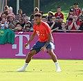 Corentin Tolisso Training 2019-09-01 FC Bayern Muenchen-1.jpg